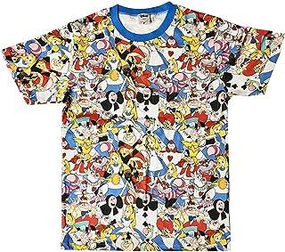 ディズニー Tシャツ ふしぎの国のアリス Mサイズ AWDS5749