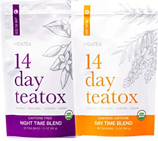 benefits of arbonne detox tea