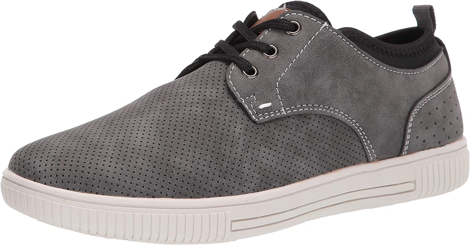MUK LUKS Bombing new work Sale Special Price Men's Pull on Style Sneaker