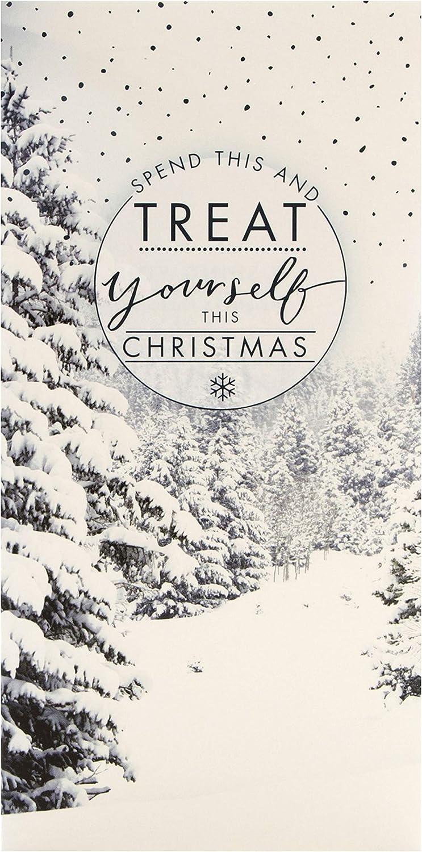 Hallmark Christmas Money Wallet 'Treat Yourself'