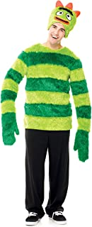 Lets Party Yo Gabba Gabba! - Brobee Adult Costume - Medium
