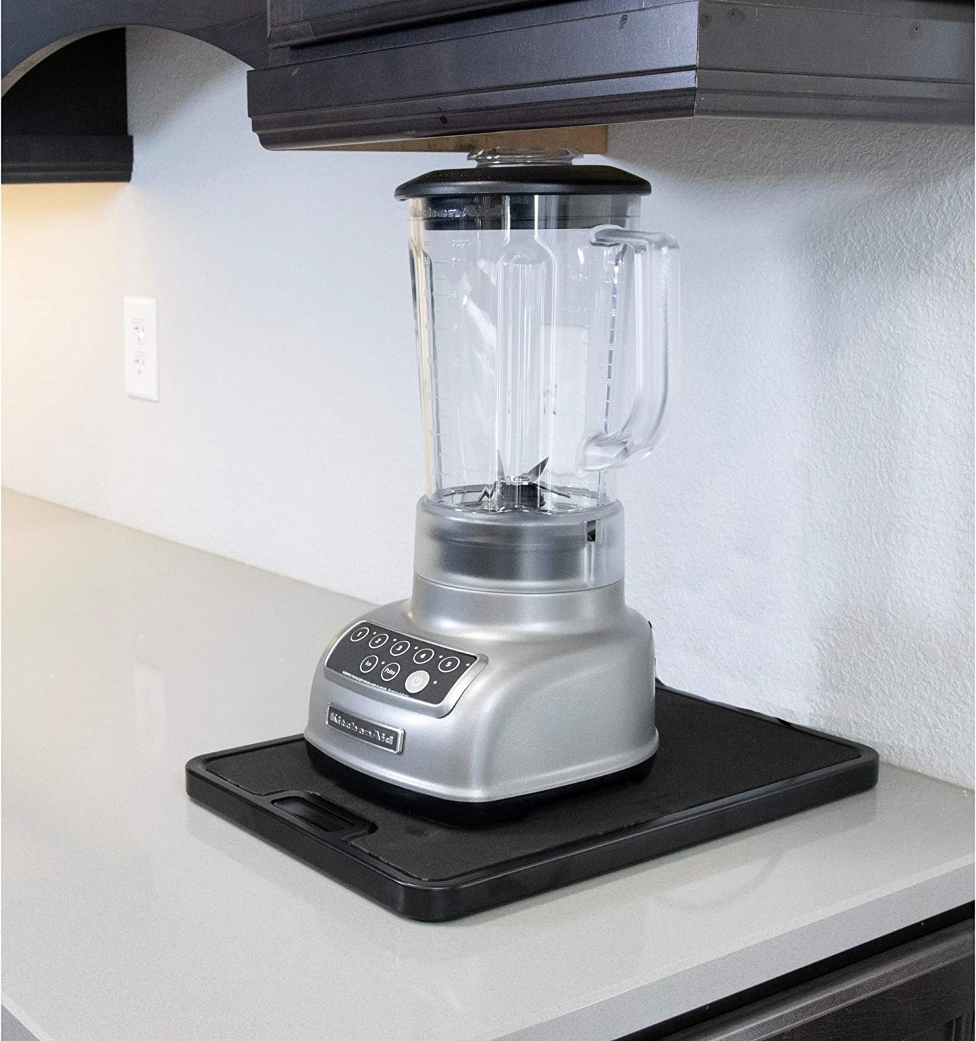 Mixers Blenders Drip Coffee Makers and Toasters Under the Cabinet ...