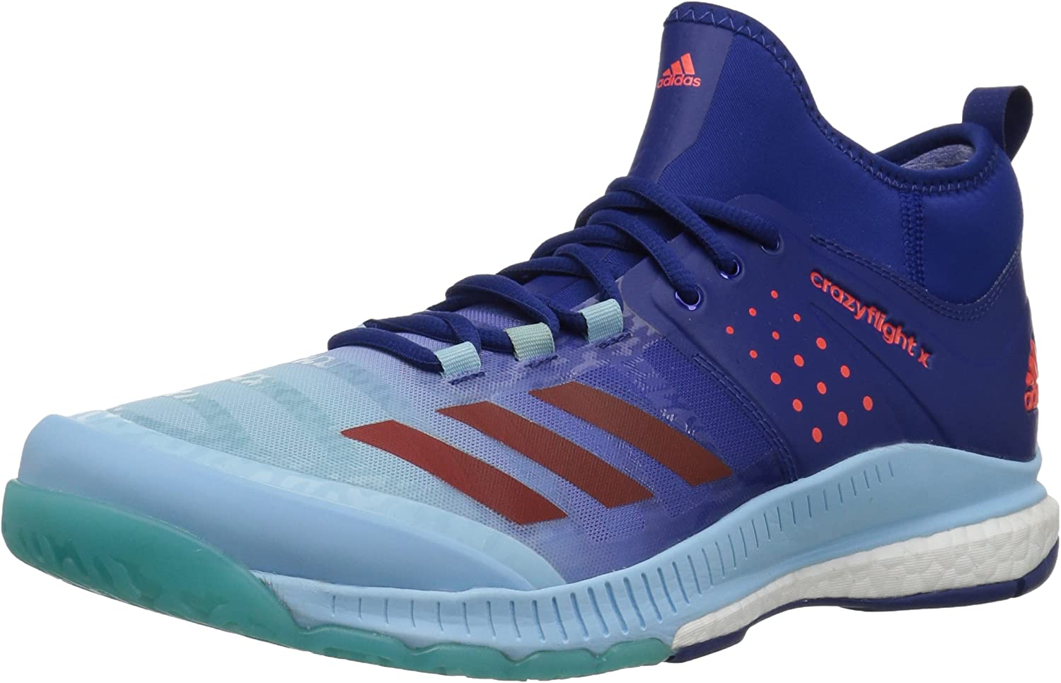 Adidas Womens Crazyflight X Mid Volleyball shoes -