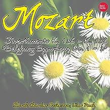 Mozart: Divertimento K. 136 - K. 138