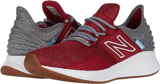 Neo Crimson/Light Aluminum