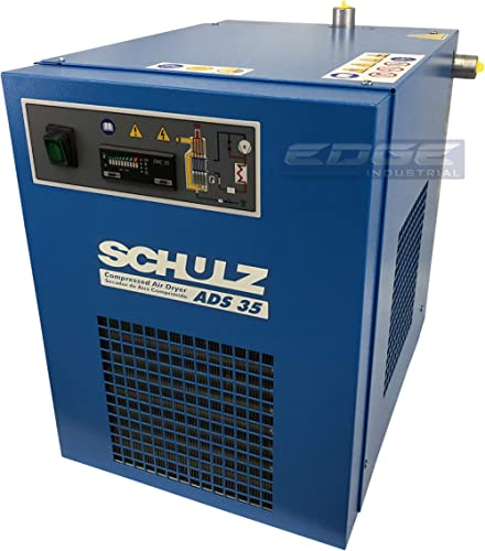 Schulz REFRIGERATED AIR Dryer for AIR Compressor, Compressed AIR Systems, 35 CFM. Good for 7.5HP & 10HP COMPRESSORS (...