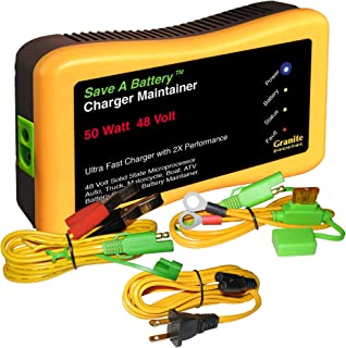 battery saver pulse charger