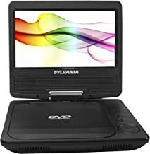 Best sylvania 7 portable dvd player swivel screen Reviews
