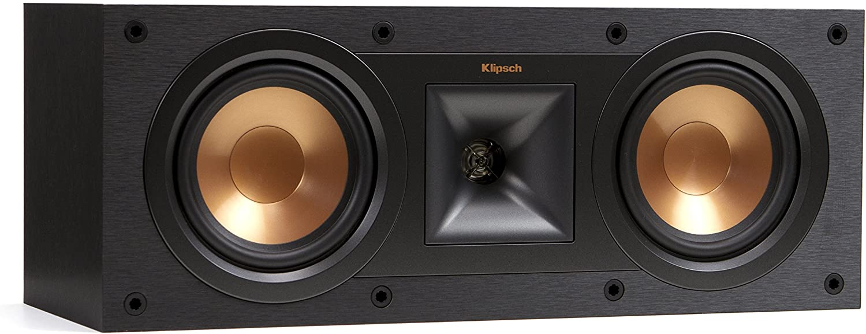 Finally resale start Klipsch R-25C Center Channel Boston Mall Speaker