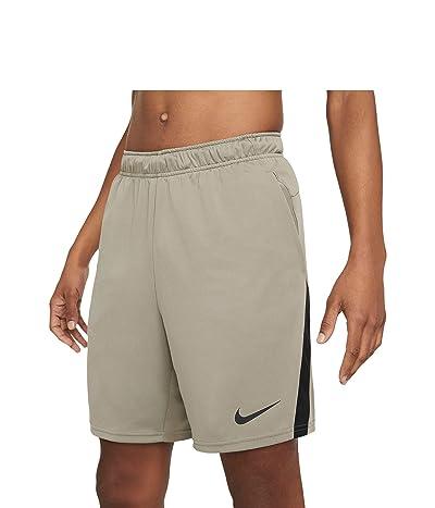 Nike Big Tall Dry Shorts 5.0 (Light Army/Black/Black) Men