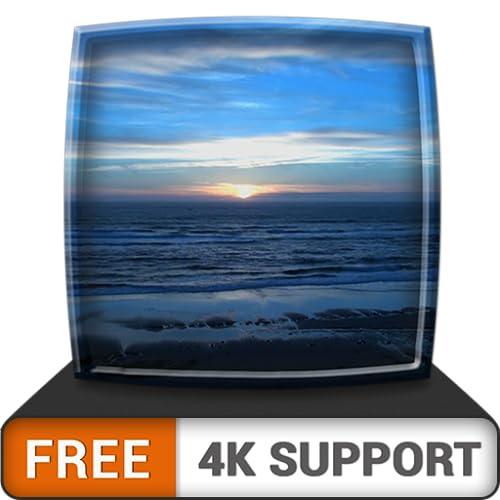 Sunset Sunset HD gratuit - profitez de la beauté des paysages sur votre téléviseur HDR 4K, votre téléviseur 8K et vos appareils d'incendie comme fond d'écran, décoration pour les vacances de Noël, thè