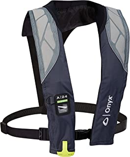 mustang deluxe inflatable pfd
