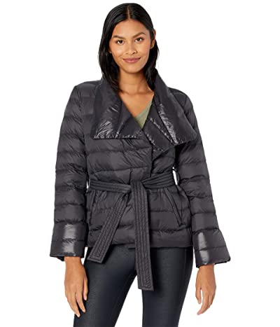 Lole Maria Wrap Jacket (Black) Women