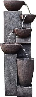 Best resin garden fountains Reviews