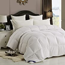 Best hotel collection goose down comforter king Reviews