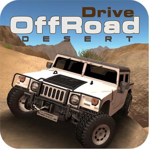 OffRoad Drive Desert