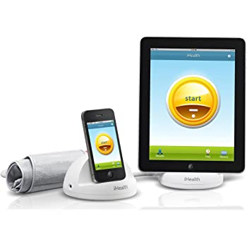 iHealth BP3 Blood Pressure Monitoring System for iPod Touch, iPhone, and iPad