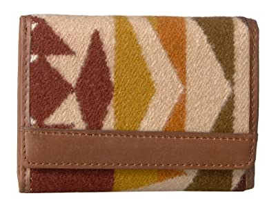 Pendleton Trifold Wallet (Crescent Butte) Bill-fold Wallet