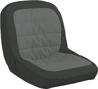 Classic Accessories Lawn Tractor Contoured Seat Cover, Small