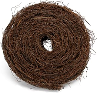 MomokoPeng 1Pcs Grapevine Twig Garland 12 Feet Natural Twig Grapevine for Holiday and Home Decor for Holiday and Home Decor (Brown, 1)