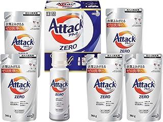 【ギフトセット】アタック ZERO(ゼロ) 洗濯洗剤 液体 KAB-30