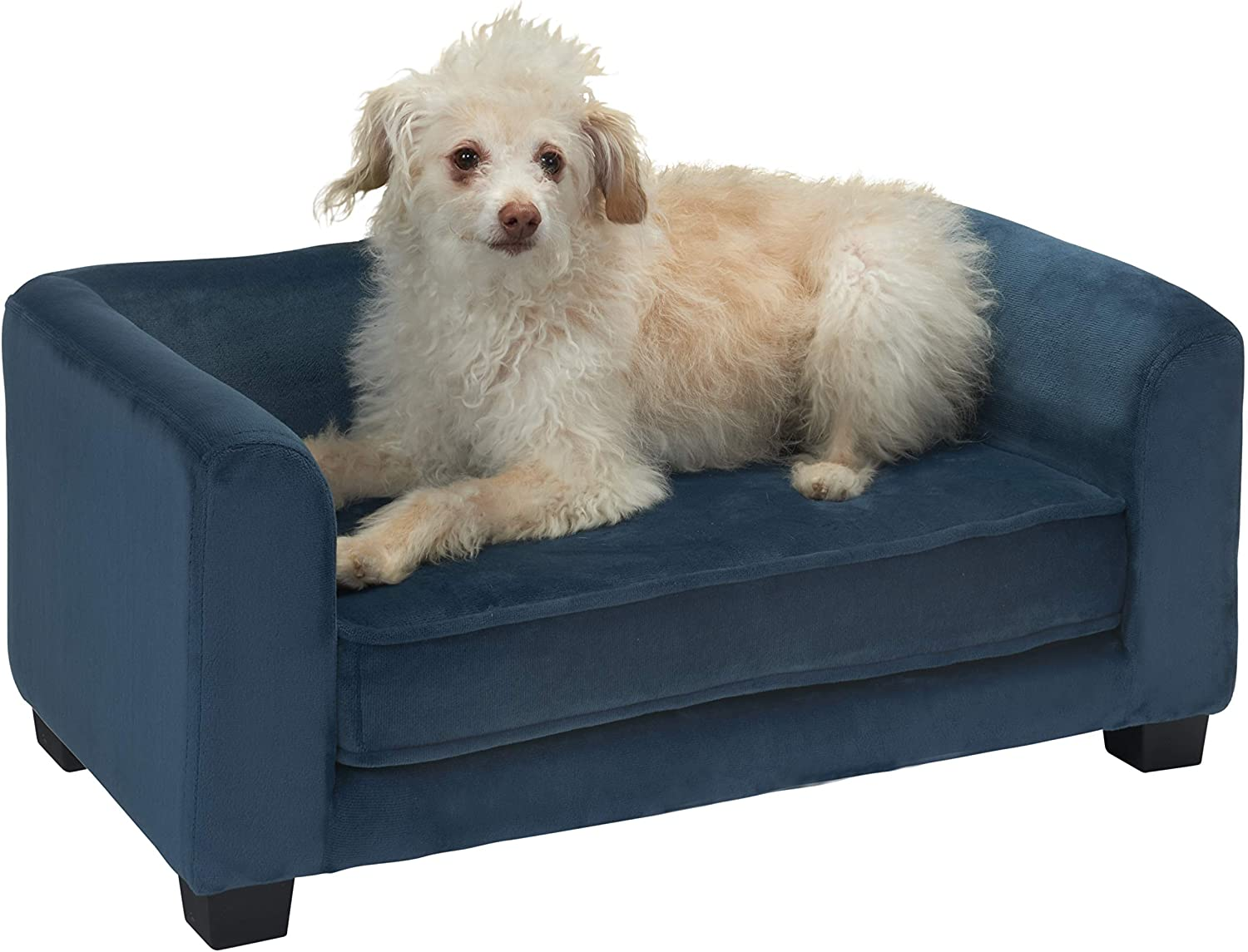 Enchanted Home Pet Surrey A surprise price OFFicial site is realized Sofa CO3429-20PCK - Blue Peacock