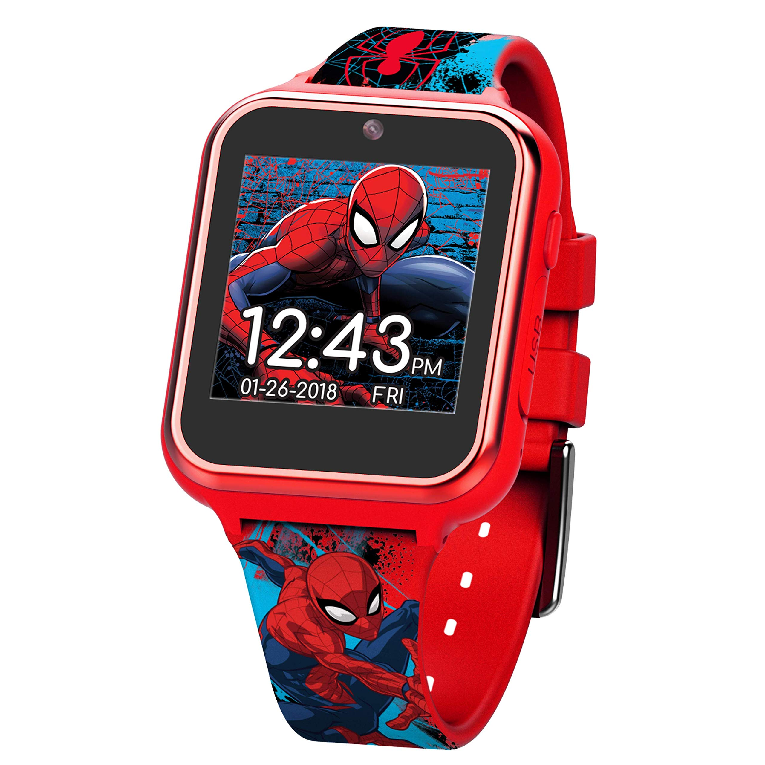 Marvel Boys' Touch-Screen Watch