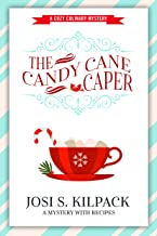 The Candy Cane Caper (Cozy Culinary Mystery)