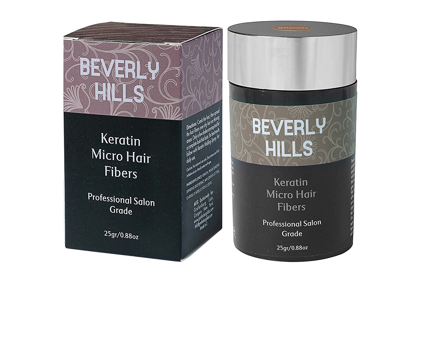 Super beauty product restock quality top Hair Building Max 83% OFF Keratin Fibers - Thickness Add Conceal Loss