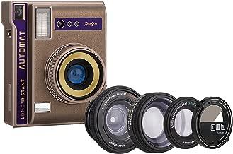 Lomography Lomo'Instant Automat Dahab with Lenses - Instant Film Camera
