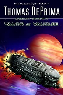 Valor At Vauzlee (A Galaxy Unknown Book 2) (English Edition)