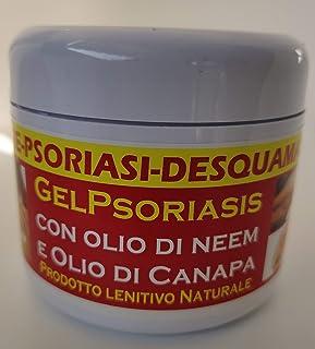 Smcosmetica Crema Psoriasi Con Aloe, Olio Di Neem E Borraggine, Latte D'Asina E Semi Di Pompelmo - 75 Ml