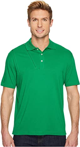 Right Side Chest Access Polo Shirt