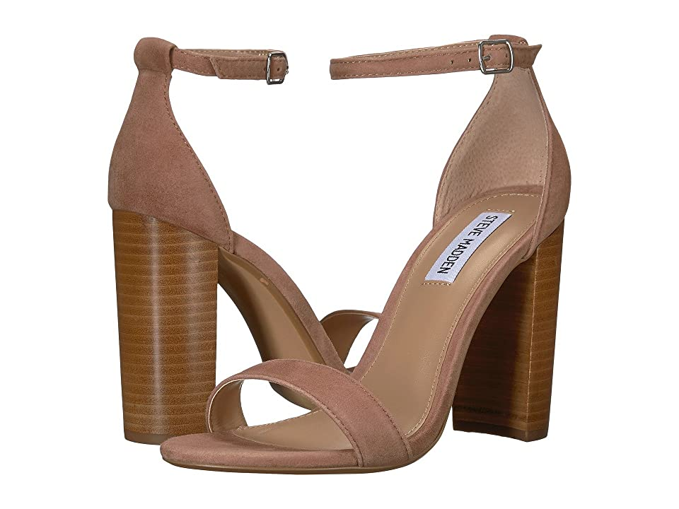 Steve Madden Carrson Heeled Sandal (Tan Multi) High Heels