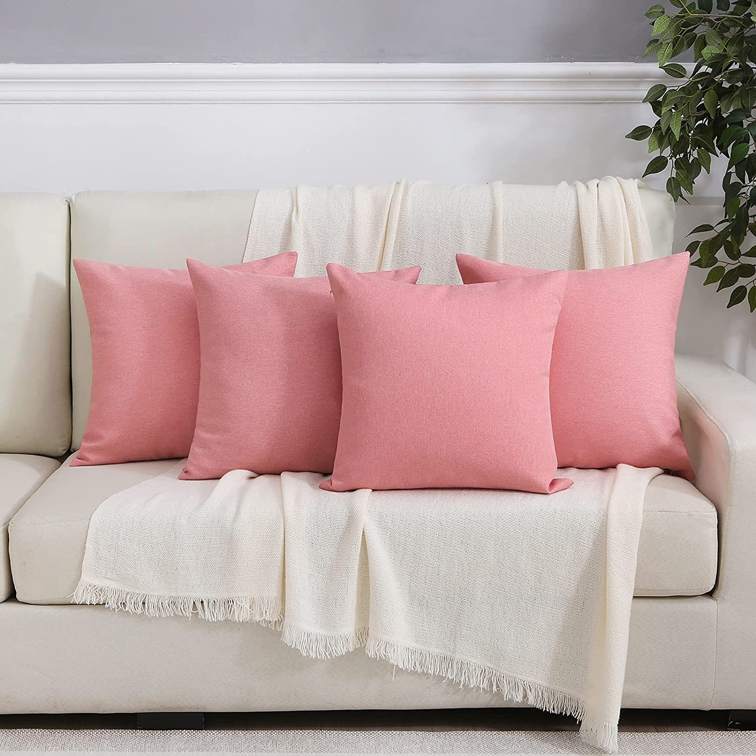 Outdoor Pillow Covers 70% OFF Outlet Patio Max 85% OFF Outside Square Furniture Decorative