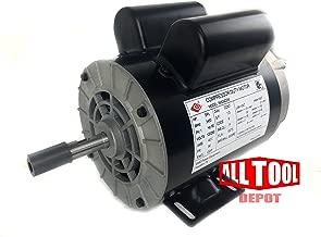 2 HP SPL 3450 RPM, 56 Frame, 120/240V, 15/7.5Amp 5/8