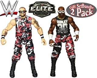 WWE Elite Collection Bubba Ray Dudley & D-Von Dudley