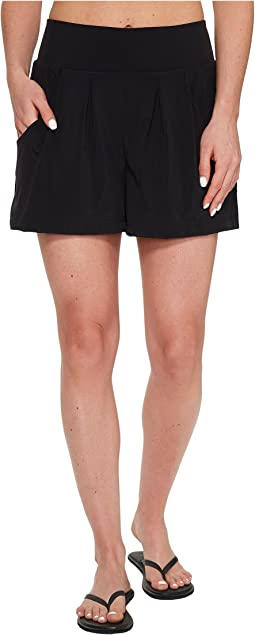 Unhindered Culotte Shorts