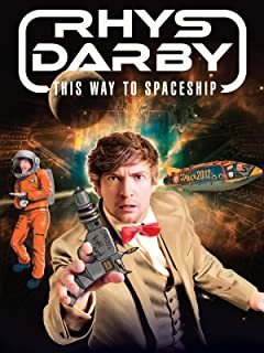 Rhys Darby: This Way Spaceship