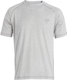OX Tech Crew T-Shirt Grey - XL