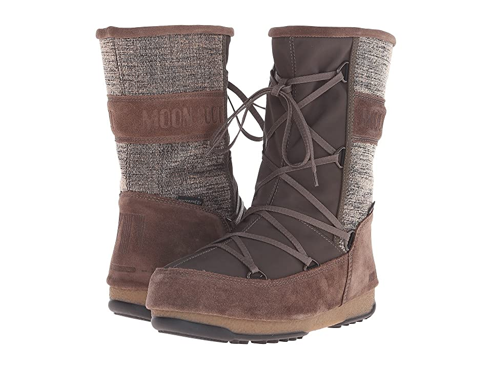 Tecnica Moon Boot Vienna Mix (Olive) Women