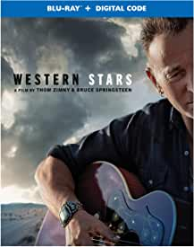 Bruce Springsteen's Western Stars arrives on Blu-ray and Digital December 19 from Warner Bros.