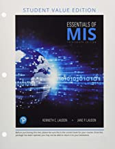 Essentials of MIS, Student Value Edition Plus MyLab MIS with Pearson eText - Access Card Package (13th Edition)