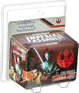 Star Wars Imperial Assault - Ezra Bridger and Kanan Jarrus Ally Pack Board Game