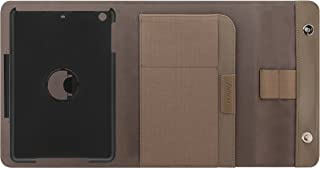 Filofax Microfiber Zip Closure Tablet Case for iPad Mini/Mini 2/Mini 3 - Khaki