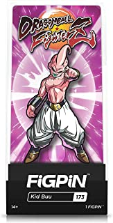 FiGPiN Dragon Ball FighterZ: Kid Buu - Collectible Pin with Premium Display Case