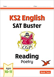 New KS2 English Reading SAT Buster: Poetry - Book 2