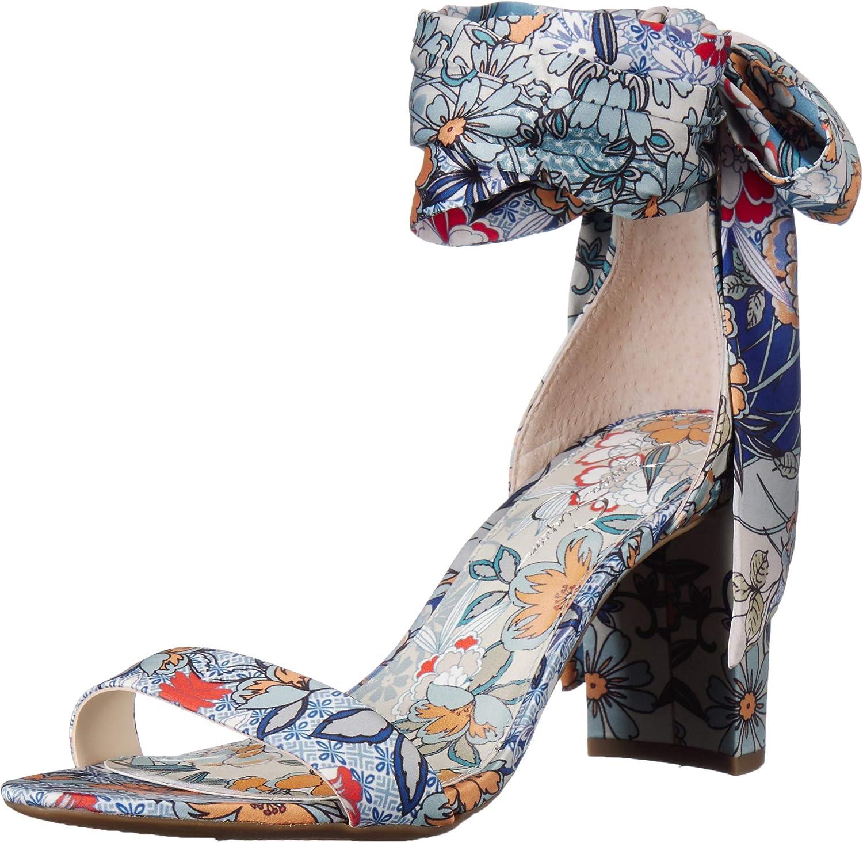 Jessica Simpson Womens Narella Heeled Sandal