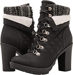 GLOBALWIN Women's Fashion Ankle Boots