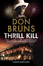 Thrill Kill: A voodoo mystery set in New Orleans (A Quentin Archer Mystery Book 2)
